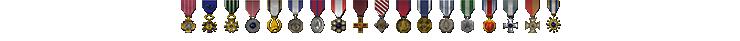 Farron Medals