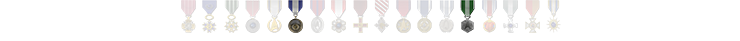 JamesRean Medals