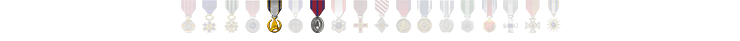 ODSTGeneral Medals