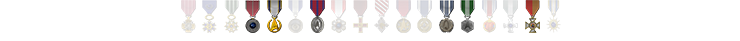 Redking353 Medals