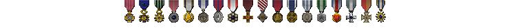 Shestagon Medals