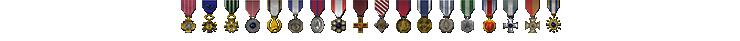 Wesstan Medals